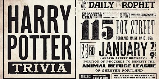 Harry Potter Trivia at Austin Street Brewery benefitting ARLGP