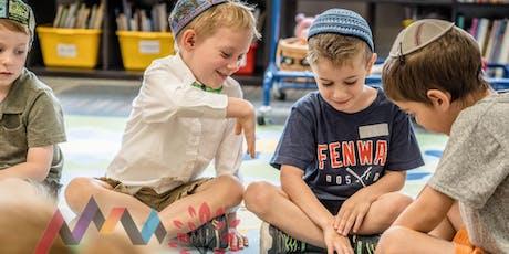 Tour of Denver Jewish Day School tickets