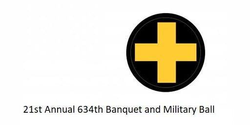 634TH BSB Battalion Ball