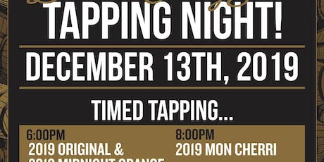 2019 Bourbon County Tap Takeover at EvPub! tickets