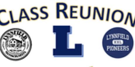 LHS Class of '99 20 year Reunion tickets