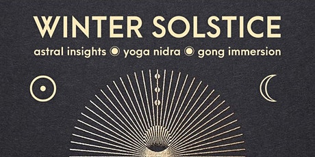 Winter Solstice Gong Immersion tickets