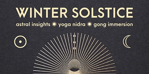 Winter Solstice Gong Immersion