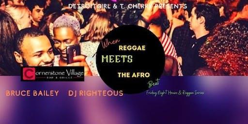 Reggae Meets the Afro Beat