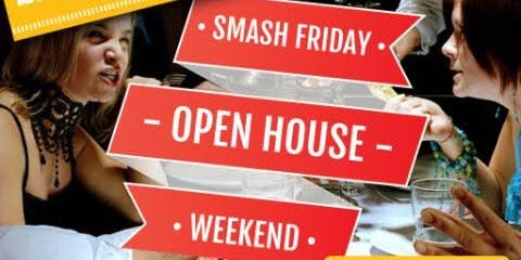 Smash Friday Open House - Free Window Smash!!