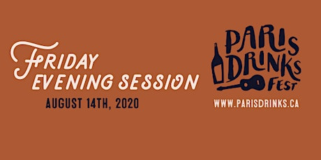 Paris Drinks Fest Friday Evening Session tickets