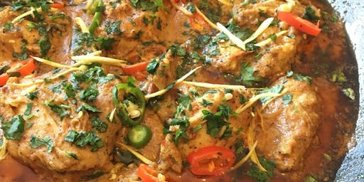 An Indian Culinary Experience - with Shazia Rizvi