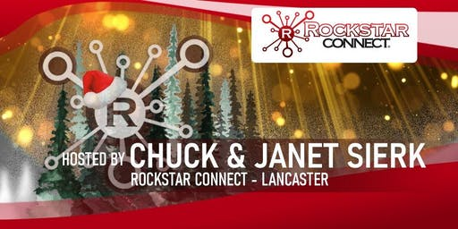 Free Rockstar Connect Lancaster Networking Event (December, Lancaster)