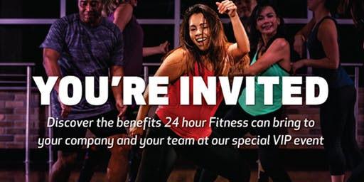 24 Hour Fitness South Parker - VIP Night/Re-Grand Opening