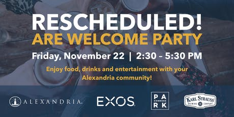 SD Tech by Alexandria Welcome Party tickets