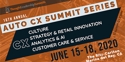 Automotive CX Summit Series