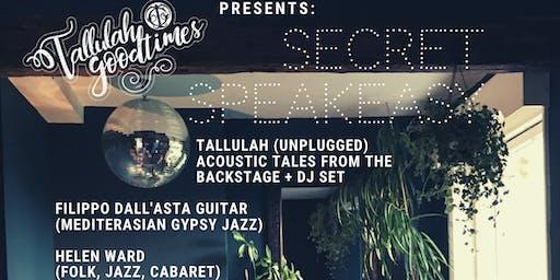 Tallulah's Secret Speakeasy