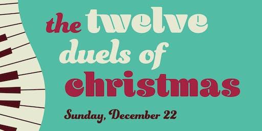 The Twelve Duels of Christmas Brunch Buffet