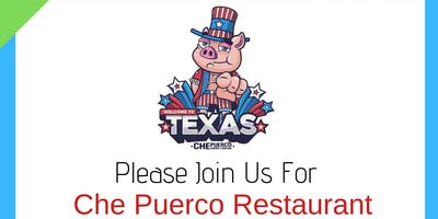 Ribbon Cutting Ceremony: Che Puerco Restaurant