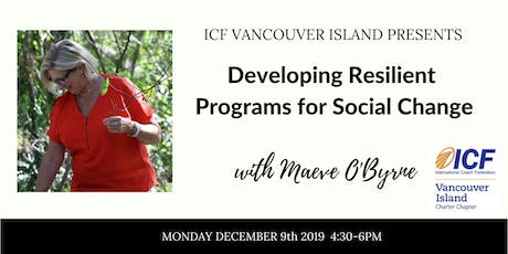 Developing Resilient Programs for Social Change with Maeve O'Byrne tickets