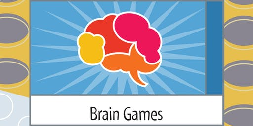 Brain Games Science Saturday  @ 9 AM - Grades 3 and 4 only