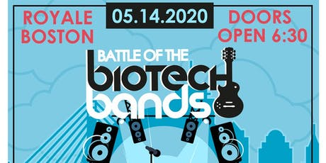 7th Annual Battle of the Biotech Bands tickets