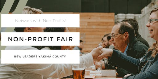 New Leaders Yakima County 2020 Non-Profit Fair: Attendee Registration