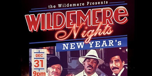 HARLEM NIGHTS- NEW YEARS PARTY