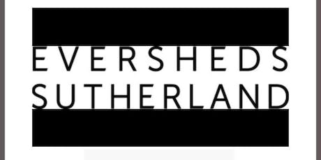 """""""An Afternoon with Eversheds Sutherland"""" tickets"""