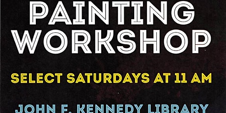 Painting Workshop for Kids  tickets