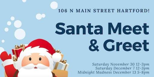 Santa Meet & Greet