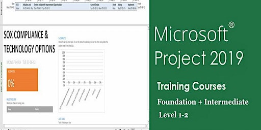 Microsoft Project Training Courses- Managing Projects using MS.Project | Weekends
