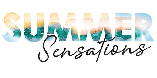 Opening 'Summer Sensations' Christmas Party
