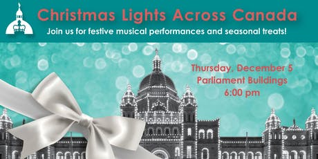 Christmas Lights Across Canada tickets