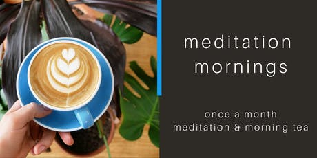 meditation mornings tickets