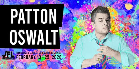 Patton Oswalt tickets