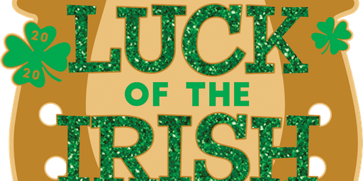 2020 Luck of the Irish 3.17 Mile (5K)- Paterson