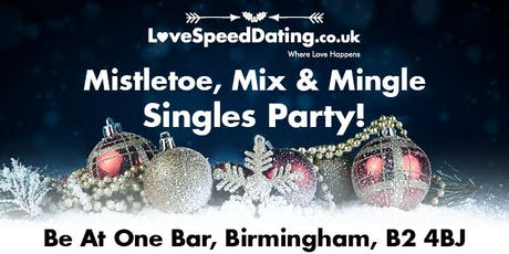 Mistletoe, Mix & Mingle Night  tickets