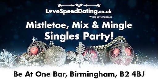 Mistletoe, Mix & Mingle Night