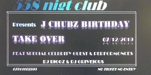 J CHUBZ BIRTHDAY