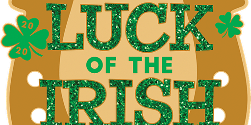 2020 Luck of the Irish 3.17 Mile (5K)- Tulsa