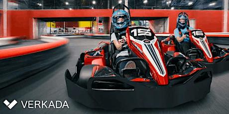 K1 Indoor Go-Kart Racing (Sponsored by Verkada) tickets