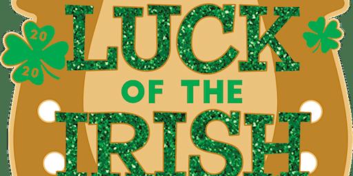 2020 Luck of the Irish 3.17 Mile (5K)- Philadelphia