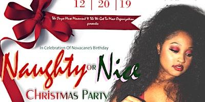 """Naughty or Nice"" Christmas Party"