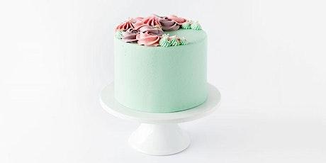 Wreath Cake Decorating | Saskatoon tickets