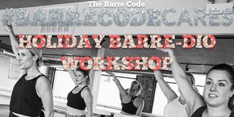 Holiday Barre-dio Dance Workshop Benefiting Lovepacs Plano tickets