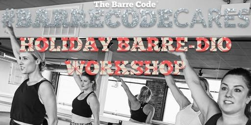 Holiday Barre-dio Dance Workshop Benefiting Lovepacs Plano