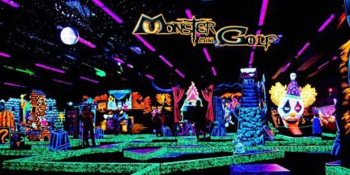 The Arc ADventures in FUN: Monster Mini Golf
