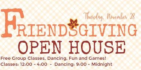 Friendsgiving Open House at Crown Dance Studio tickets