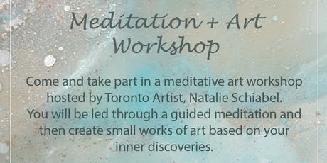 Meditation & Art Workshop tickets