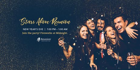Stars Above Reunion New Year's Eve Party at Reunion Resort tickets