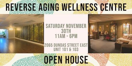 RAWC YOGA OPEN HOUSE tickets