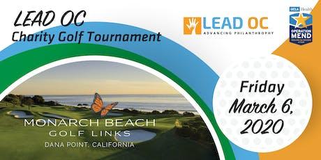 LEAD OC | 2020 Charity Golf Tournament tickets