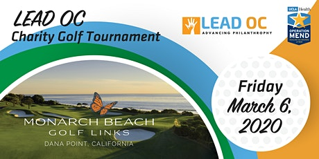LEAD OC | 2020 Charity Golf Tournament tickets