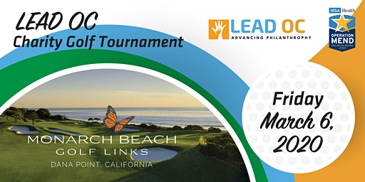 LEAD OC | 2020 Charity Golf Tournament